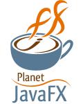 JavaFXLogoCentigrade124x160