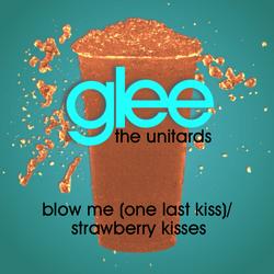 Blow me (one last kiss)-strawberry kisses slushie