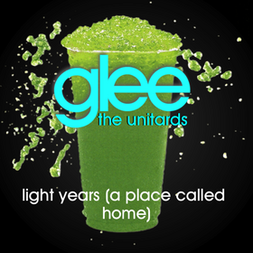 Light years (a place called home) slushie