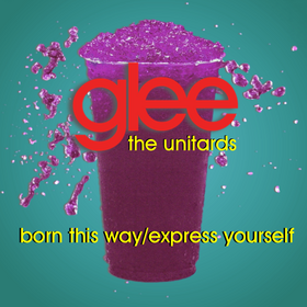 Born this way-express yourself slushie