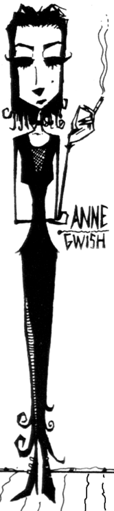 Anne gwish