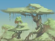 Platform Racing 3 - Jungle Background