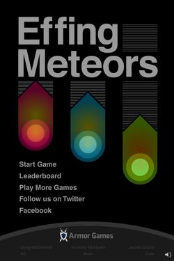 Effing Meteors (AG)