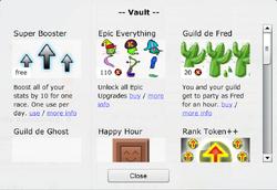 Vault of Magics