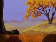 Platform Racing 3 - Thanksgiving Background2
