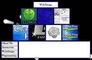 JacobGrahn.com Web Design 1