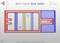 Rolley-Ball Gameplay