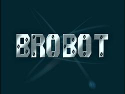 Brobot (Title Card)