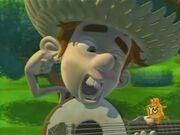 The Banjo Playing Boy