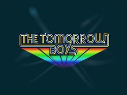 The Tomorrow Boys (Title Card)