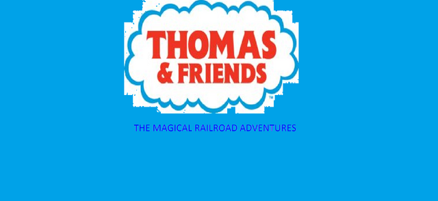 File:Thomas and Friends the Magical Railroad Adventures movie poster.png