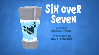 Six Over Seven