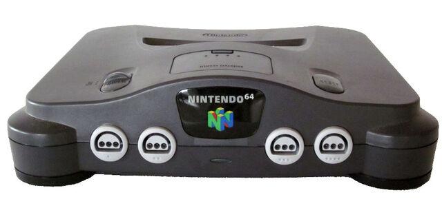 File:Nintendo 64 console 01.jpg