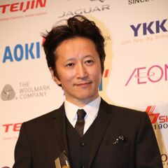Araki awarded Best Dressed at the 45th Annual Best Dresser Awards