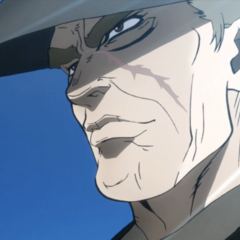 Speedwagon's first appearance in Part 2 as an old man