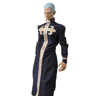 Pucci's first outfit in <a href=