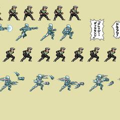 Josuke Higashikata in jump ultimate stars (support)
