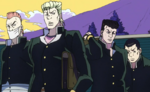 DELINQUENTS Anime