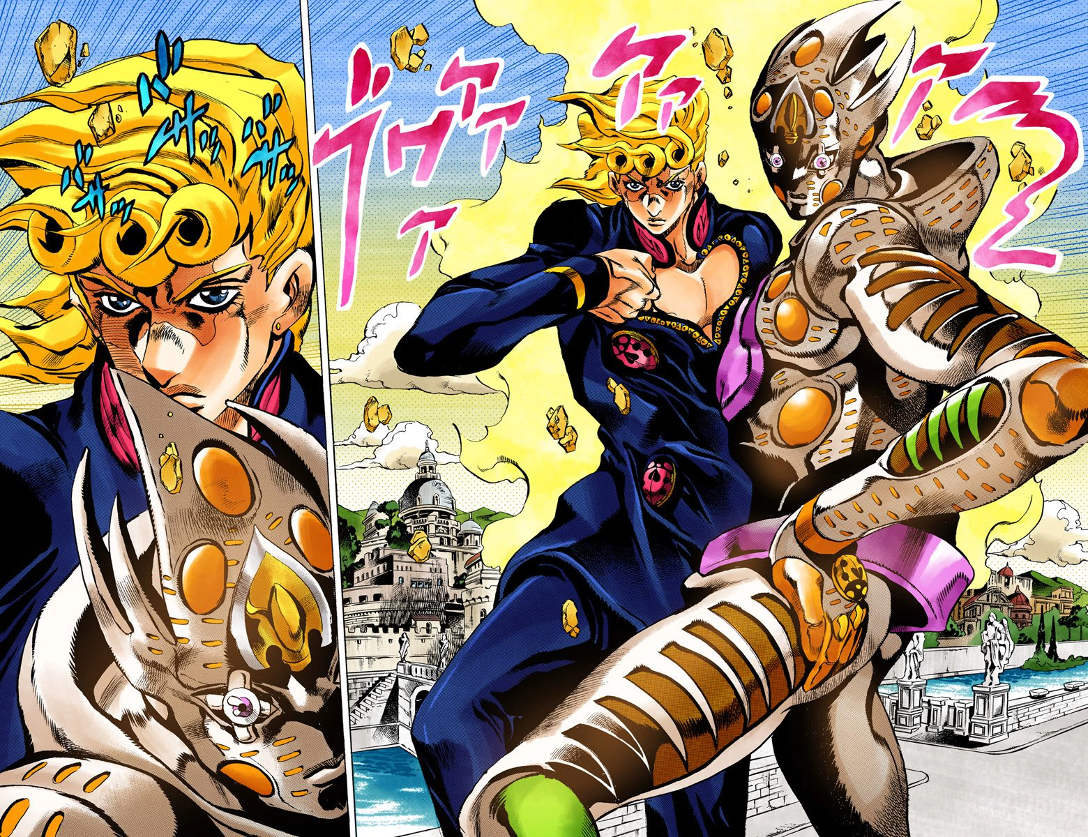 Gold Experience Requiem Jojo S Bizarre Encyclopedia