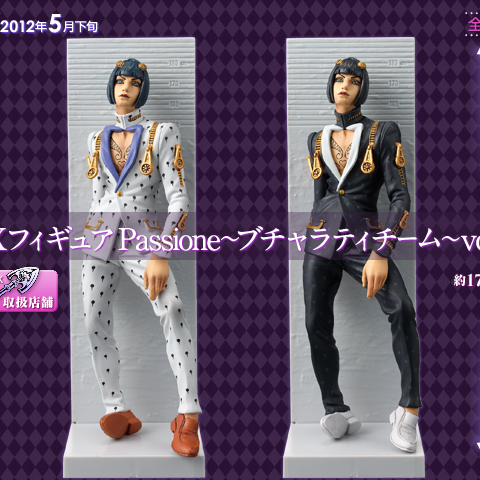 Bruno as a luxury figure doll