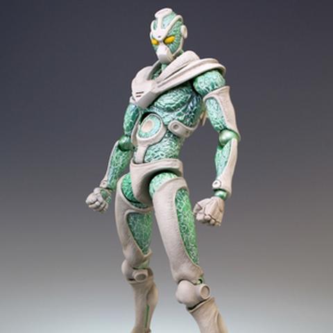 Hierophant Green action figure