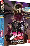 Jojo Season 3 BD (French)