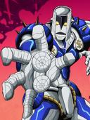 The Hand Anime