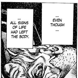 Gunpei's rotted body