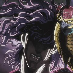 DIO with his bird, <a href=