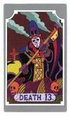 JoJo Tarot 13 - Death