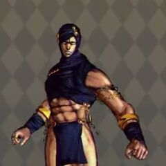 Kars Costume A in <i>All-Star Battle</i>