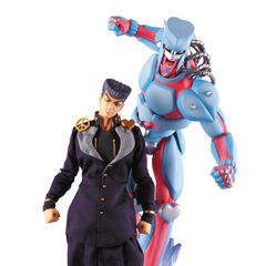 Josuke & Crazy Diamond