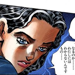 Yukako in a depression