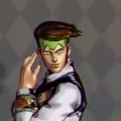 Rohan Costume E in <i>All-Star Battle</i>