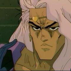 Vanilla Ice as seen in the 1993 OVA adaptation.