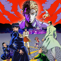 Key Visual of the final arc's cast