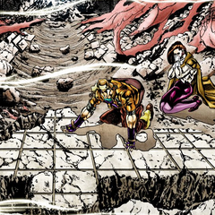 Lisa Lisa and Joseph take a moment to mourn Caesar