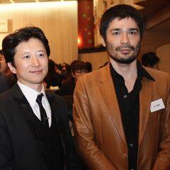 Araki and Toshio Sako (Usogui)