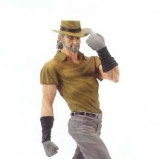 Old Joseph's figure from DX Collection JoJo Figure