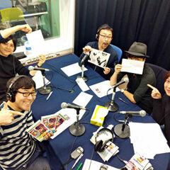 Yūki Ono, Yūki Kaji, Wataru Takagi, Takahiro Sakurai, and Daisuke Ono - #22