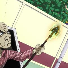 Yoshihiro spying on <a href=