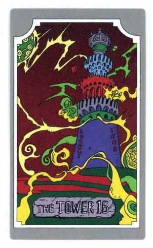 Image - JoJo Tarot 16 - The Tower.png   JoJo's Bizarre ...
