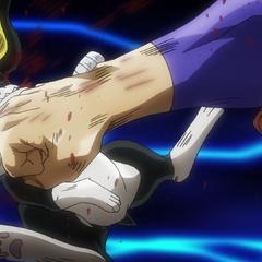 Vanilla Ice punches <a href=
