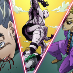 Koichi is pinned down by <a href=