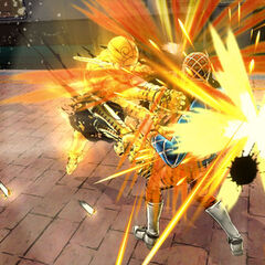 Giorno attacking, <i>EoH</i>
