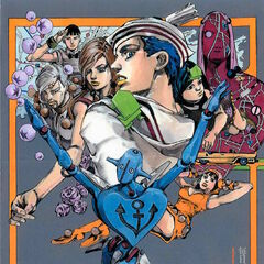 The Joestar Group in <i><a href=