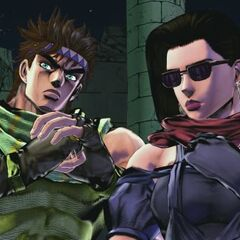 Lisa Lisa and Joseph's dual intro, <i>EoH</i>