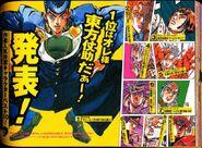Araki's Top Ten Favourite Characters (2000)