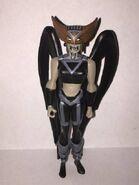 Hawkgirl Black Lantern 03