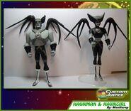 Hawkgirl Black Lantern 02